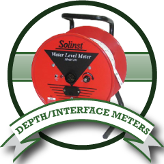 Water Depth & Interface Meters