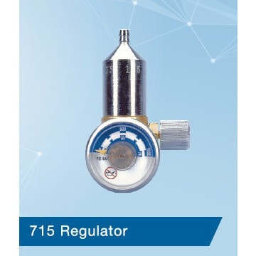 0.5LPM Regulator FarrWest Environmental, , CalGaz, Regulators