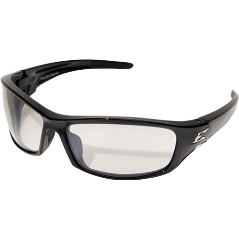 Edge Reclus Safety Glasses FarrWest Environmental, Gloss Black / Anti-Reflective, Edge Eyewear, Safety Glasses