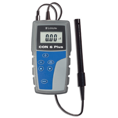 LaMotte CON 6 Conductivity Meter FarrWest Environmental, Con 6 Meter with Case, LaMotte, Conductivity Meter