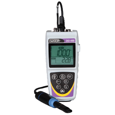 Oakton DO 450 Meter FarrWest Environmental, Meter Only / With Certificate, Oakton, Dissolved Oxygen Meter