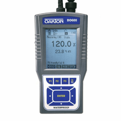 Oakton DO 600 Meter FarrWest Environmental, , Oakton, Dissolved Oxygen Meter