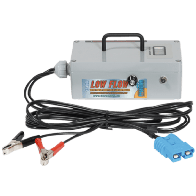 Proactive Low Flow LCD Controller With Power Booster 2.5 XL FarrWest Environmental, , Proactive, Pump Controller