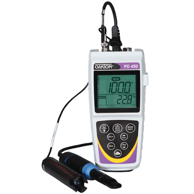 Oakton pH/DO 450 Meter FarrWest Environmental, Meter Only / With Certificate, Oakton, Multi-Parameter Meter