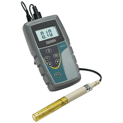 Oakton SALT 6+ Meter FarrWest Environmental, Meter with Probe / With Certificate, Oakton, Salinity Meter