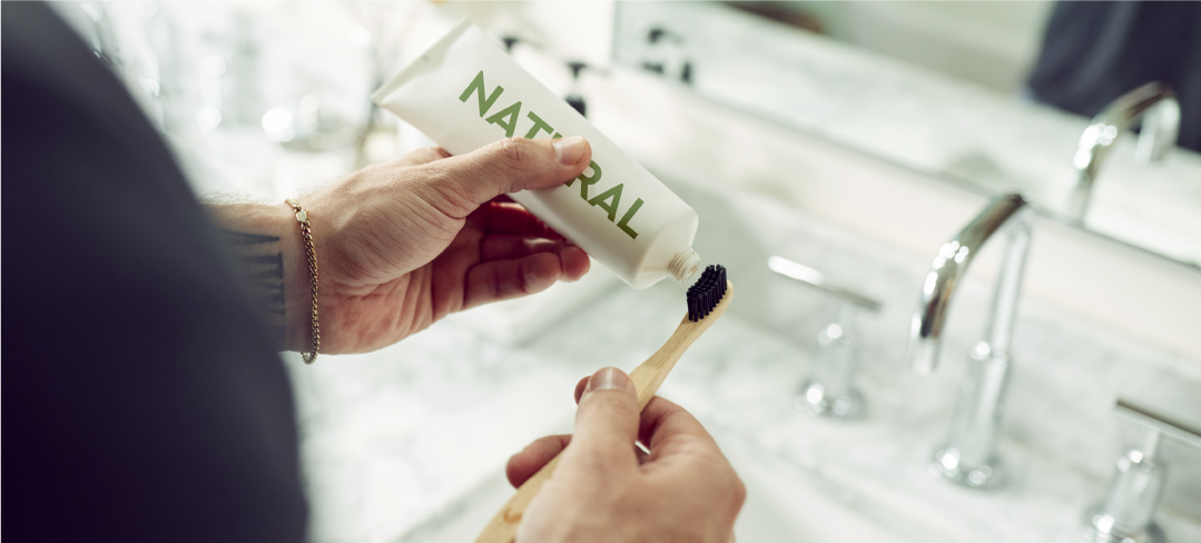 Why You Should Make the Switch to Organic Toothpaste