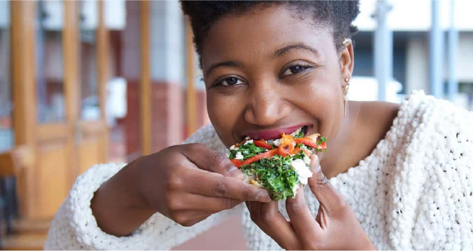The Black Vegan Diaries