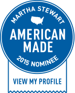 RADIUS Martha Stewart American Made Awards