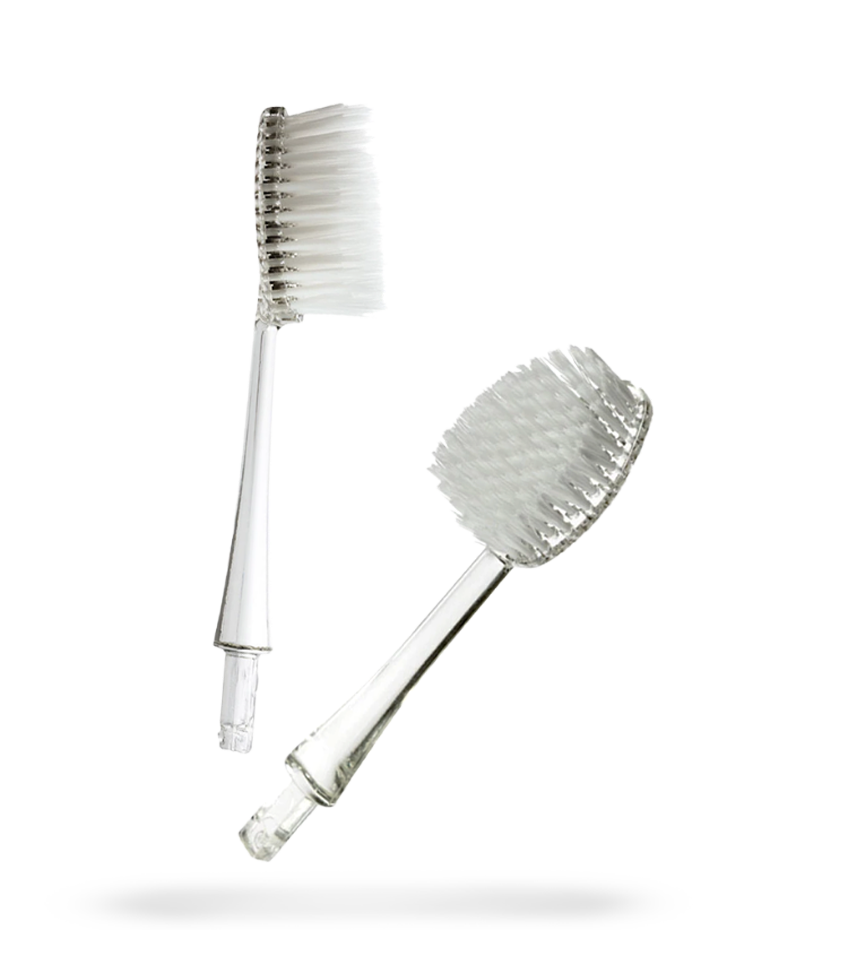 Brush Replacement Heads (2 Pack)