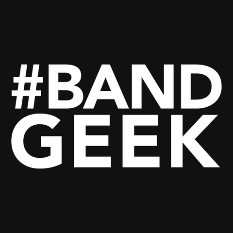 The Band Geek T-Shirt