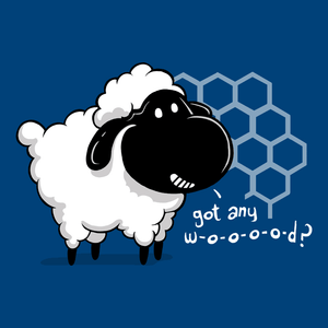 Cute Settlers of Catan T-Shirt with Kawaii Sheep | It's the perfect Board Game Geek Shirt for Family Game Night