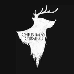Christmas is Coming T-shirt from Boots Tees