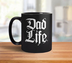 Dad Life Mug from Boots Tees