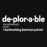 Deplorable Definition T-Shirt: Hardworking American Patriot | Basket of Deplorables Tee Shirt