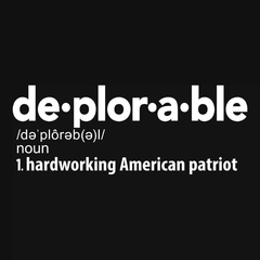 Deplorable Definition T-Shirt T-shirt from Boots Tees
