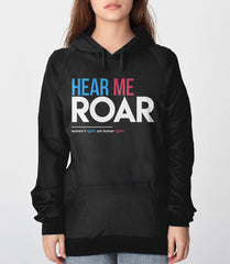 Hear Me Roar Hoodie from Boots Tees