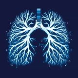 I Breathe Music | Unique Music Lungs Graphic hoodie and gift for musician or music lover.