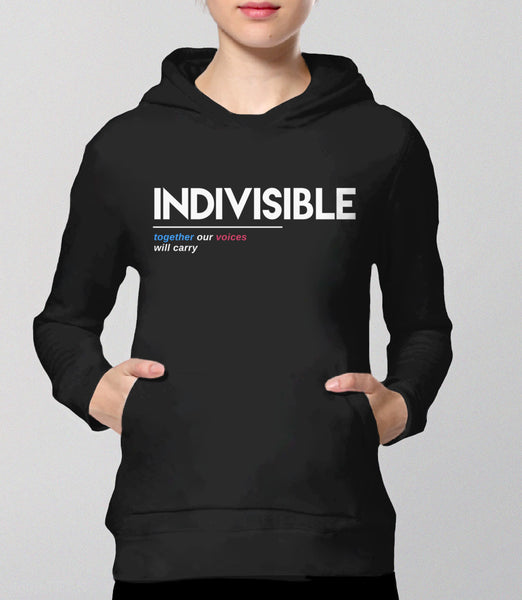 Indivisible hoodie
