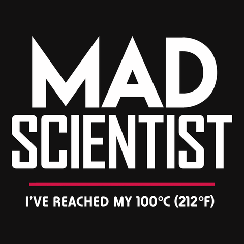 Mad Scientist science march protest t-shirt