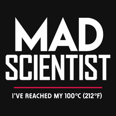 Mad Scientist T-shirt from Boots Tees