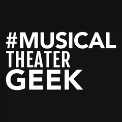 Musical Theater Geek T-shirt