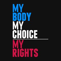 My Body, My Choice, My Rights T-shirt from Boots Tees
