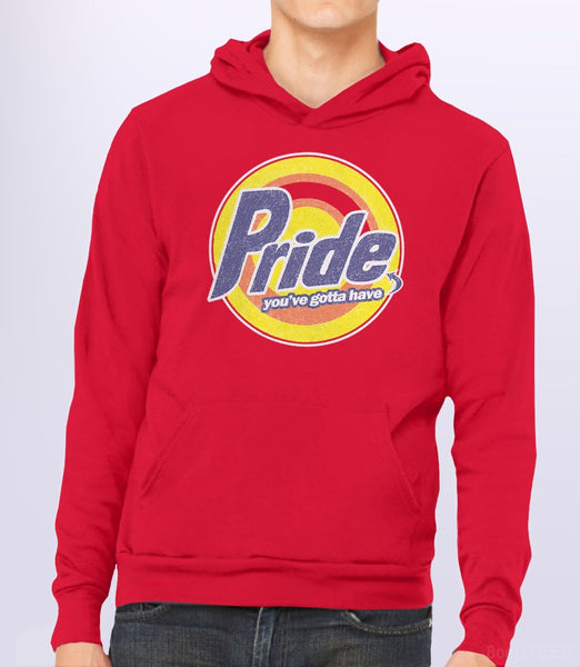 Gay Pride Logo Hoodie for pride week