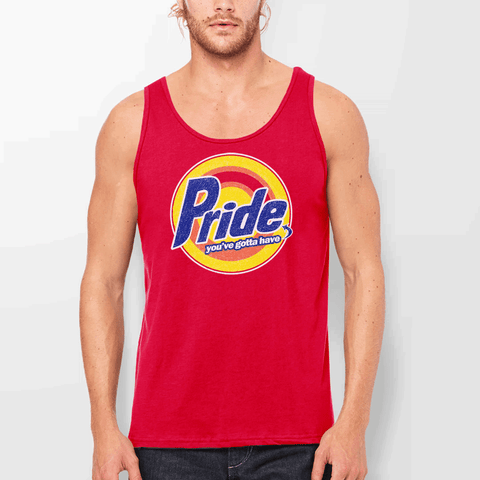 Pride Week Tank Top - Unisex Red