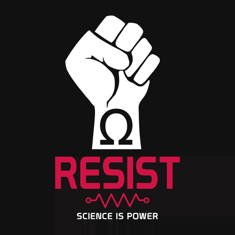 Resist T-Shirt | March for science
