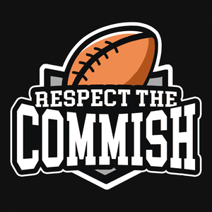 Respect the Commish t-shirt | fantasy football commissioner gift