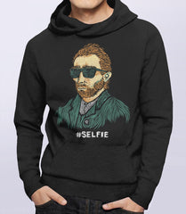Van Gogh: Master of the Selfie Sweatshirt