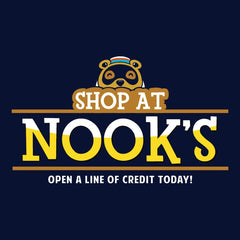 Shop At Nook's T-shirt from Boots Tees