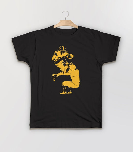 Steelers t-shirt for football fans - kids tee