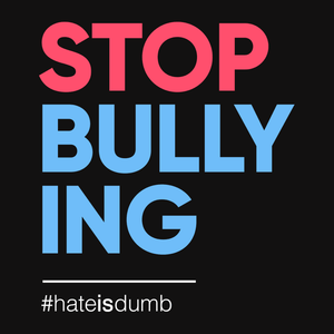 Stop Bullying anti-bullying t-shirt