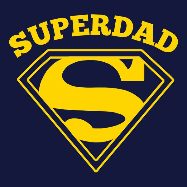 Superdad T-Shirt | Super Hero Gift for Dad – Boots Tees