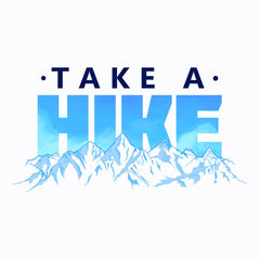 Take a Hike T-shirt from Boots Tees