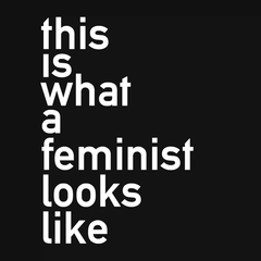 This is What a Feminist Looks Like T-shirt from Boots Tees