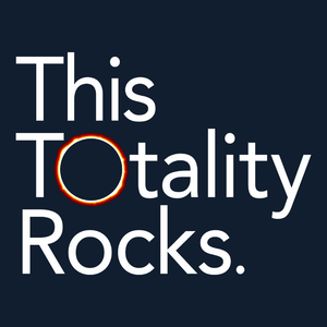 Funny Solar Eclipse T-Shirt: This Totality Rocks