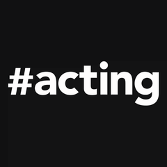 #Acting T-shirt from Boots Tees