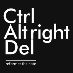 Reformat the Hate (Ctrl Alt Right Del) T-shirt from Boots Tees
