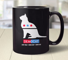 Democat Mug from Boots Tees