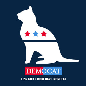 """Democat"" Funny Election T-Shirt 