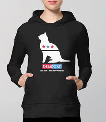 Democat Hoodie from Boots Tees