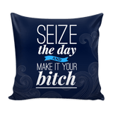 Seize the Day Pillows