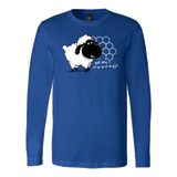 Cute Settlers of Catan long sleeve t-shirt | board game geek gift