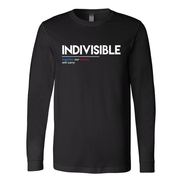 Indivisible long sleeve t-shirt
