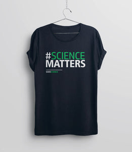 Science Matters T-Shirt, Science March protest tee by BootsTees
