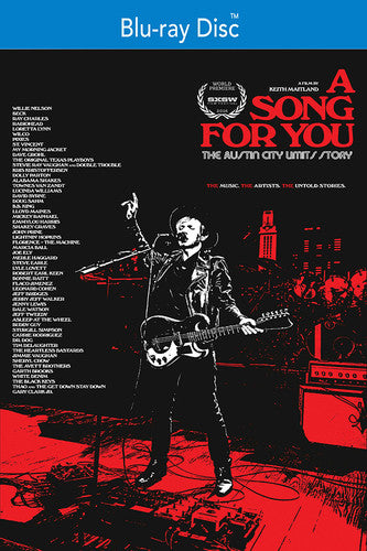 """A Song For You: The Austin City Limits Story"" Blu-ray"
