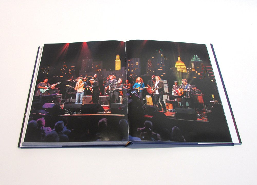 """Austin City Limits: A Monument to Music"" Coffee Table Book"