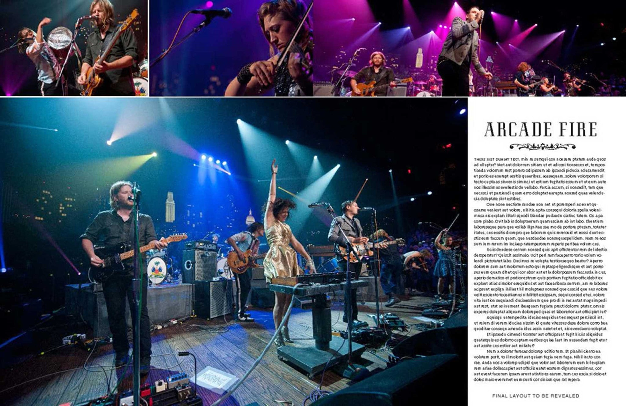 "Austin City Limits A Monument to Music"" Coffee Table Book"
